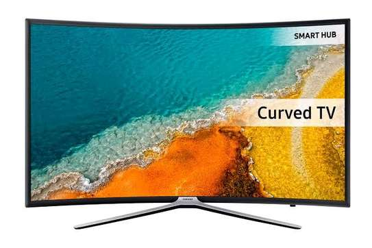 Vision Plus VP8843C - 43 - FHD Smart Curved, Android LED TV - Black + FREE WALL MOUNT(2019) image 1