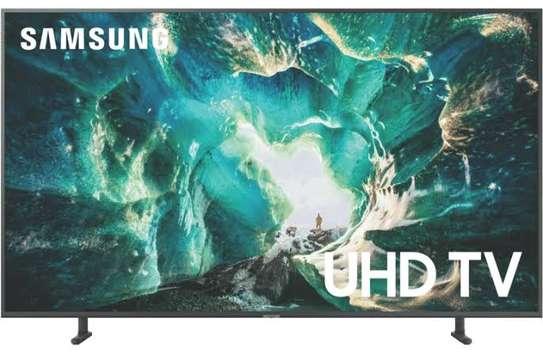 Samsung New 43 inches Smart UHD-4K Frameless 43TU8000 Digital TVs image 1