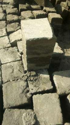 Machine cut ndarugu stones image 2