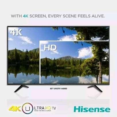 Hisense 43 Inch 4K UHD LED Smart TV image 1