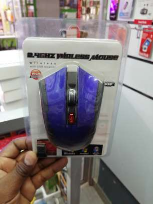 wireless gaming mouse. image 1