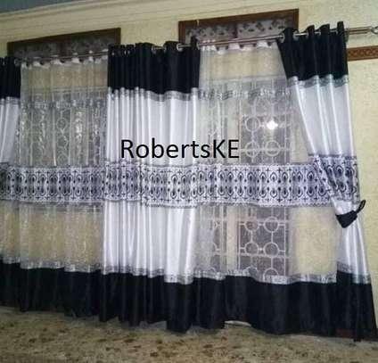 decorative curtain image 1