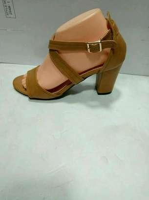 Ladies Chunky heels image 1