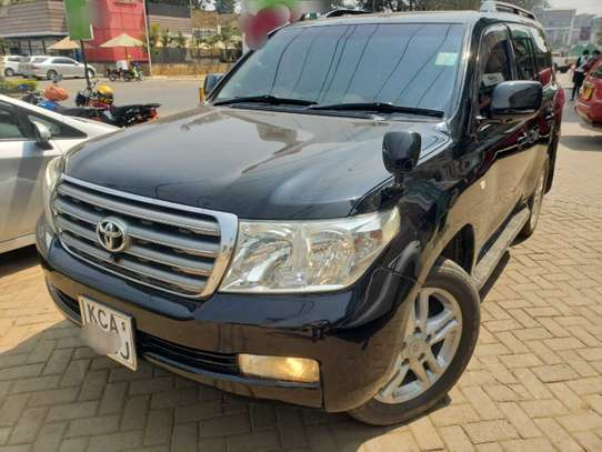 Toyota Land Cruiser 100 VX 4.7 V8
