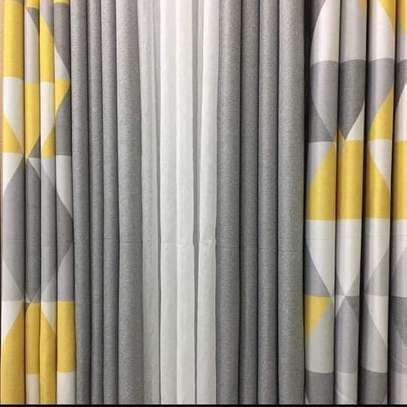 HEAVY MIX AND MATCH CURTAINS image 2