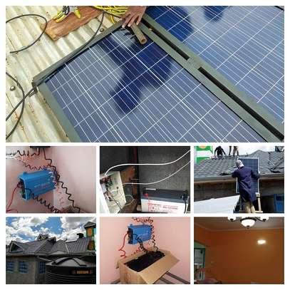 Solar Backup Systems Installation in Kenya image 2