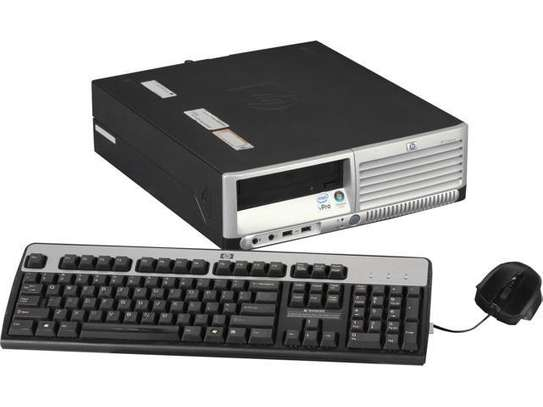 HP DC 7700 Core 2 Duo image 2