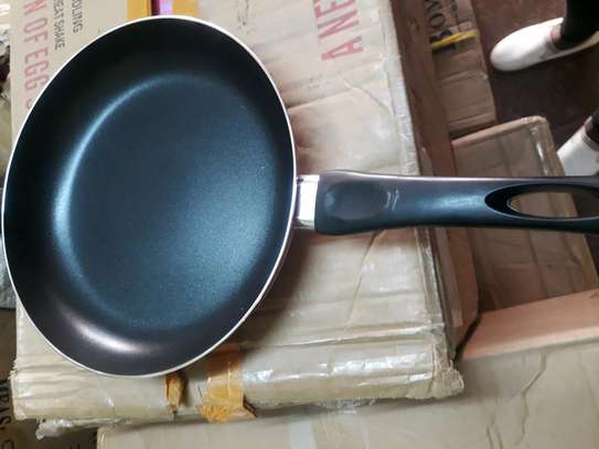 Stainless Steel Frying Pan image 1
