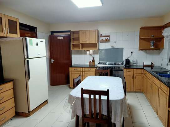 Furnished 4 bedroom house for rent in Gigiri image 7