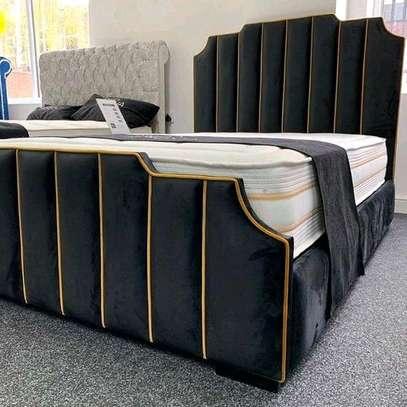 Executive beds for sale in Nairobi Kenya/black bed designs/beds for sale in Nairobi Kenya image 1