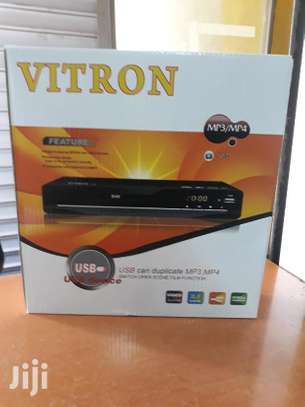 Vitron Dvd Player With Usb image 1