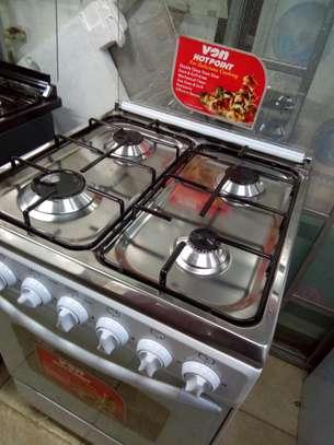 Von hot point cooker image 2