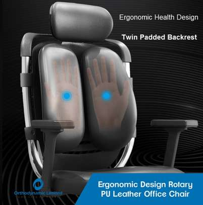 Ergonomic Orthopaedic Office Chair image 3