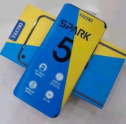 Tecno Spark 5, 6.6, 32GB + 2GB RAM (Dual SIM), 5000mAh image 1