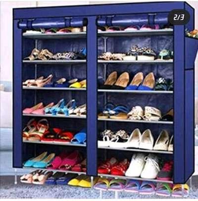 2 column shoe rack image 2