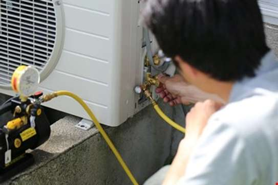 Room Air Conditioner Gas top up service image 2
