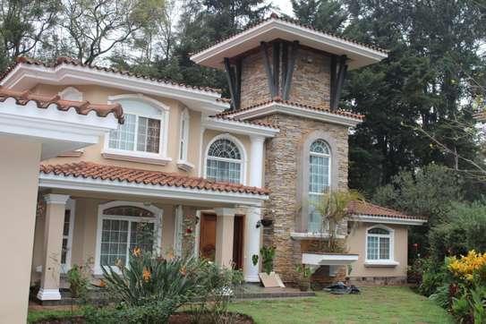 4 bedroom villa for rent in Kitisuru image 14