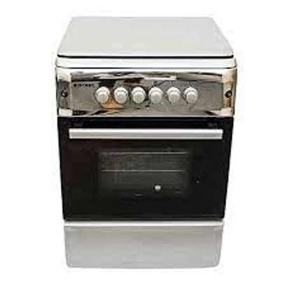 Bruhm BGC 6631NZ 60cm x 60cm 3+1 Free Standing Gas Cooker image 1
