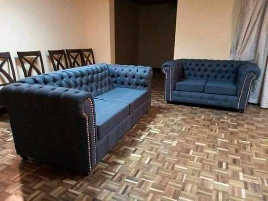 Chesterfield Sofa (5 Seater) image 2
