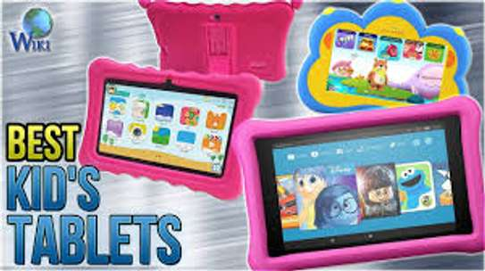 7 inch luxury kids tablet image 1
