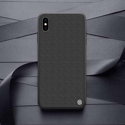 iPhone X Nillkin Textured nylon fiber case image 5
