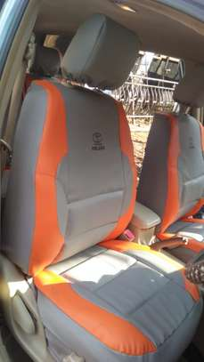Toyota Fielder  Car Seat Covers image 4