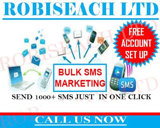 Bulk sms Services in Kenya (BULK SMS) image 1
