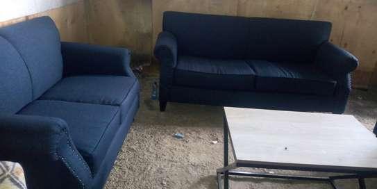 Six seater sofa image 1