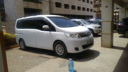 Nissan Serena for Hire image 1