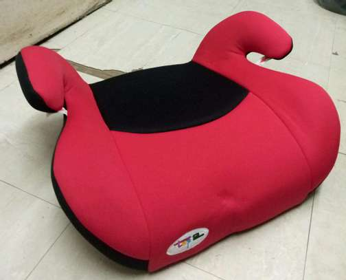 Baby car booster seat 2.2tcl image 1