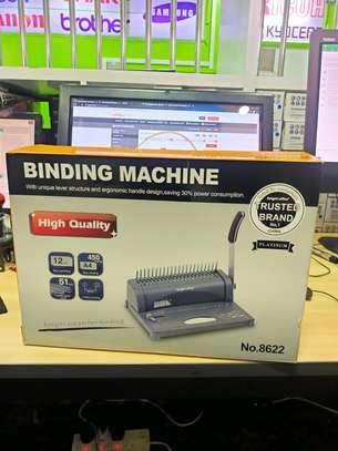 Binding machine image 1