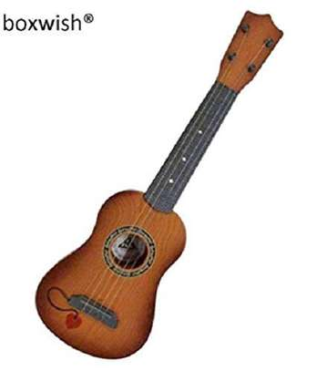 Medium Size Acoustic Guitar Toy Children/Kids Beginner image 2