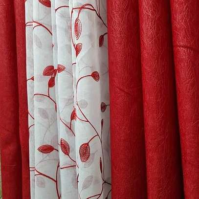 Unique classy curtains and sheers