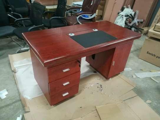 Executive office desk 809 image 3