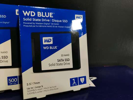 WD 1TB SSD ( solid state drive) image 1