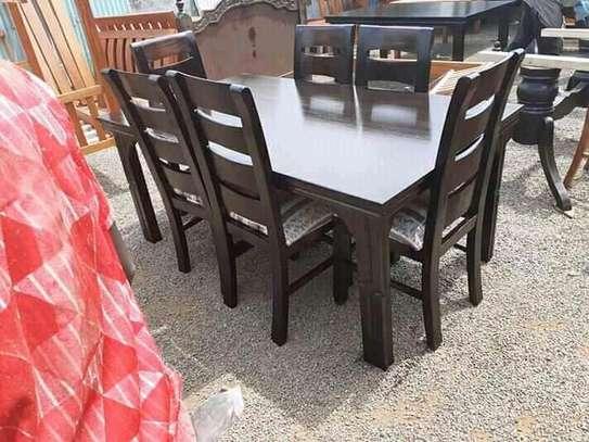 Rectangular dinning table image 1