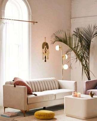 Latest three seater sofa for sale in Nairobi Kenya/Tufted sofa Kenya/Best sofa ideas for sale in Nairobi Kenya image 1