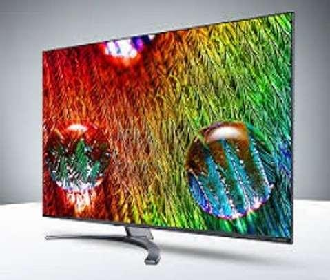 "LG 55"" 4K UHD SMART TV,ALEXA VOICE CONTROL,MAGIC REMOTE,WI-FI,4K HDR-55UN7300PTC-BLACK image 1"