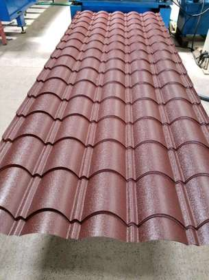Mabati roofing iron sheets