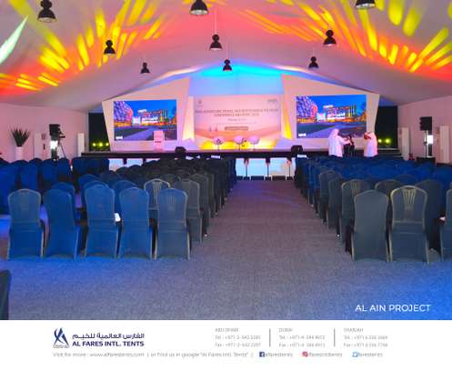 Tents & Marquees For Hire | For Sale | Al Fares Intl Tents image 6