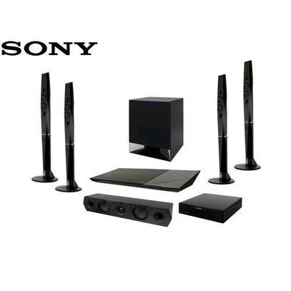 Sony BDV-N9200W - 5.1ch Blu-ray 3D Smart Home Theatre System - 1200W - Black image 1