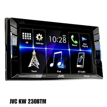 JVC KW V230BTM brand new with warranty image 1