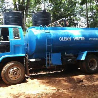 Clean Soft Drinking Water Supply Services in Nairobi image 1