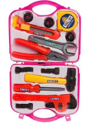 Kids Handy Man Construction Repair Tool Set Kit Toys image 2