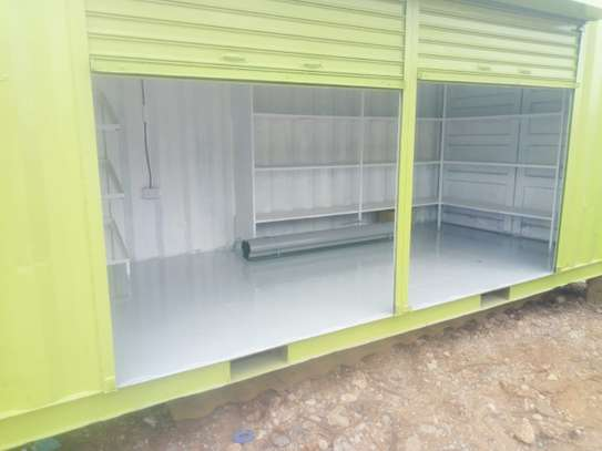 20ft shipping container wholesale shop image 3
