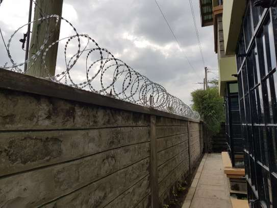 Razor wire (10 meters) installation in ngong image 1