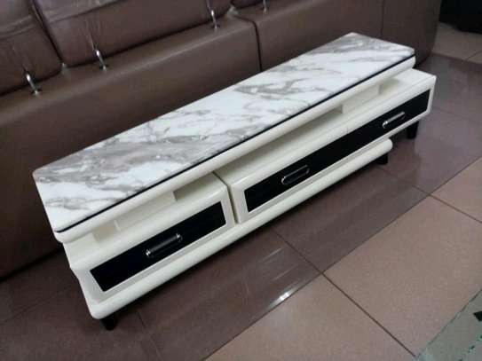 MARBLE TV STAND image 1