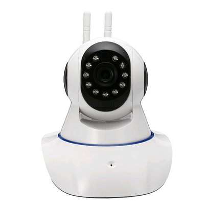1080P Wireless Wifi Baby Security Panoramic Night Vision Monitor IP CCTV Camera image 3