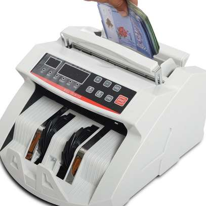 Money Bill Counter Cash Counting Machine image 1