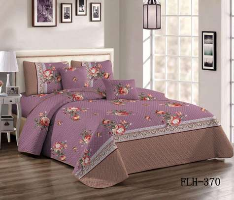 Beautiful Cotton Bed Covers 6x6 image 5